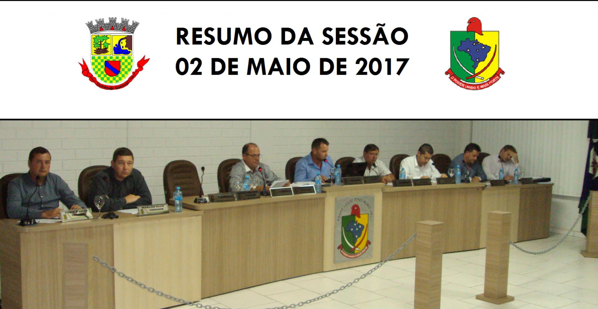 11ª Sessão Ordinária