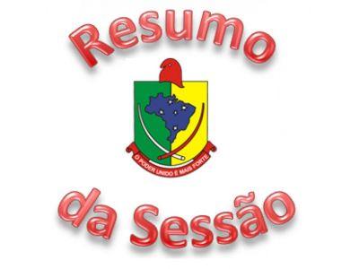 39º SESSÃO ORDINÁRIA